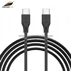 Fast speed 3.1A Type-C to Type-C charging cable