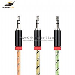 3.5mm male to stereo audio cable