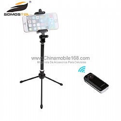 3 in 1 Intelligent Universal Wireless Bluetooth Selfie Stick Monopod Remote Control Self-timer