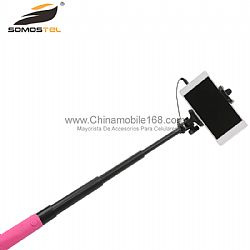 New Mini Wire Control Self-timer Selfie Stick Supplier