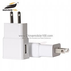 Cargador de pared Adaptador Micro USB US Travel Plug AC para Samsung Galaxy Note 3 Cable USB