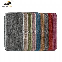 Mayoreo estuche de cuero brillante de full cover flexible para  6G/7G/8G /X