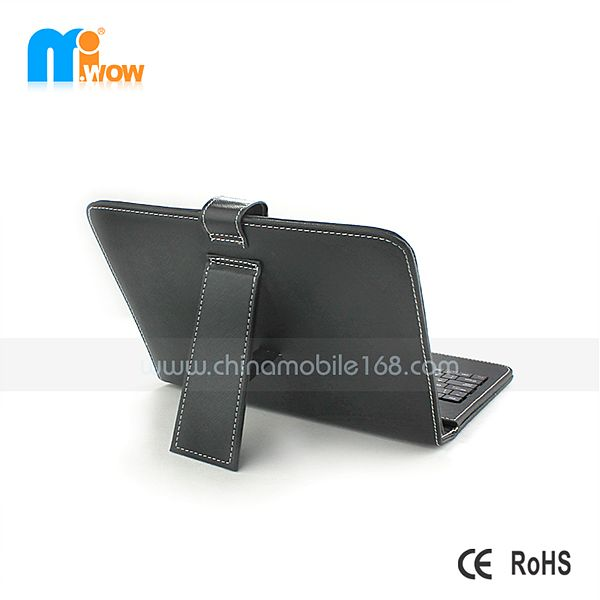 funda de piel para tablet pc