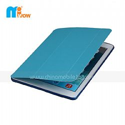 PU+PC flip case for tablet iPad2