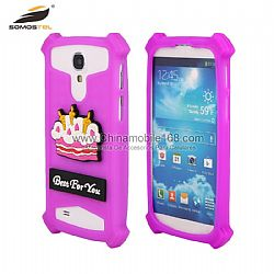 Wholesale shockproof YH universal protector case for iPhone Samsung