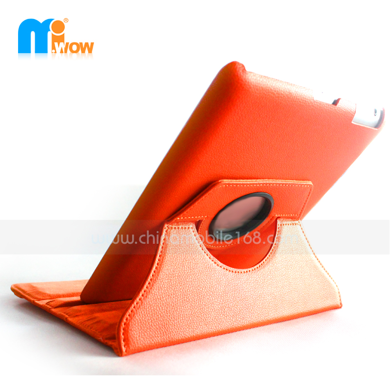 Leather case for iPad 2/3/4