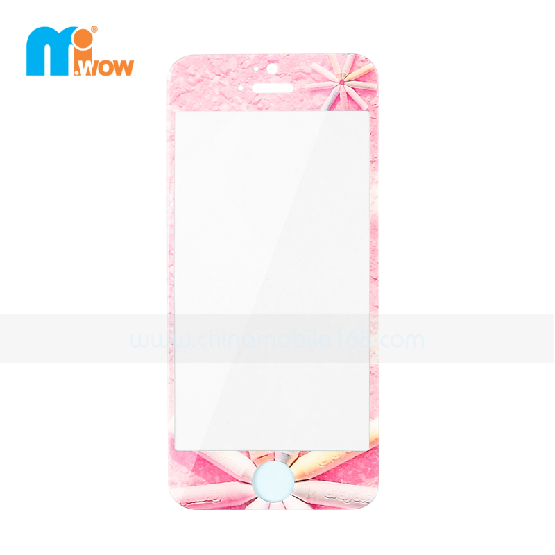Girly Pink iPhone 5S Screen Protector Wholesale