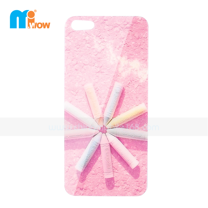 Miwow Glass Screen Protector for iPhone 5s