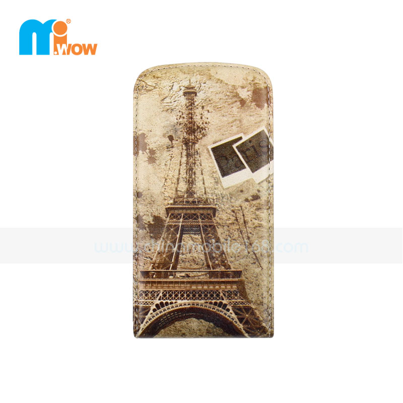 Eiffel Tower Flip Phone Case for Iphone