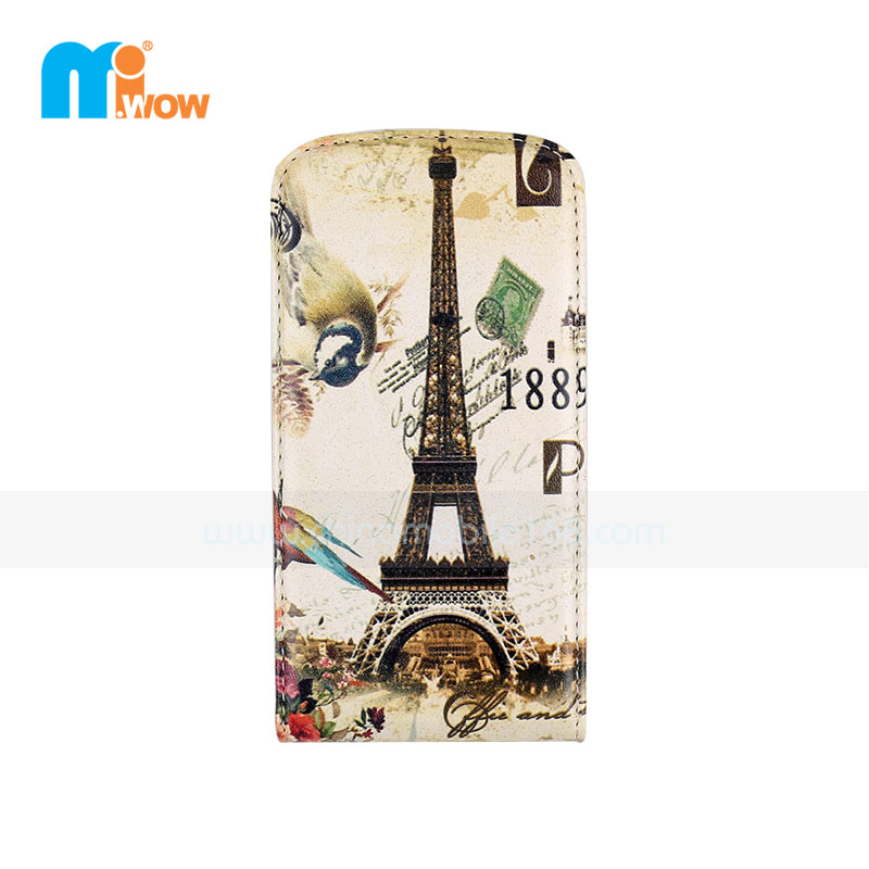 Eiffel Tower Flip Phone Case for Iphone 6