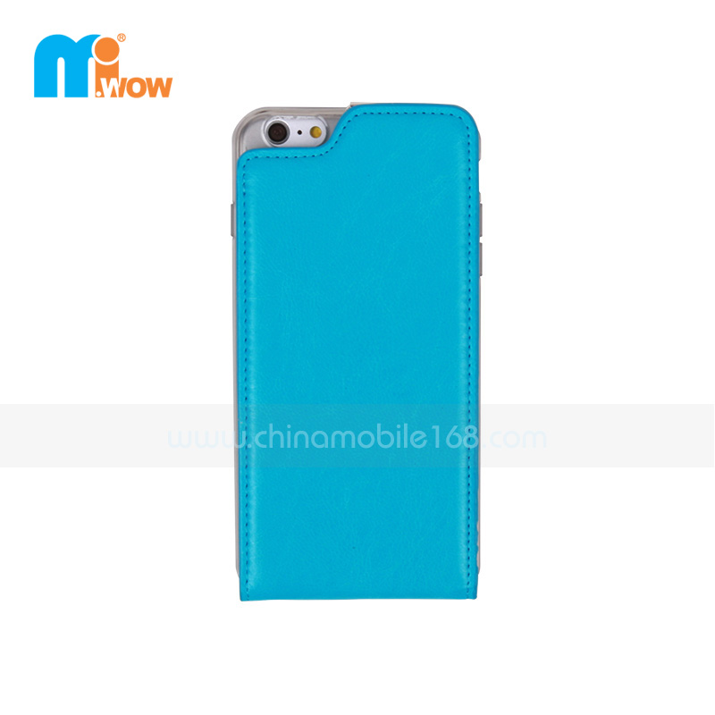 Iphone Flip Up and Down Wallet  Protector Case