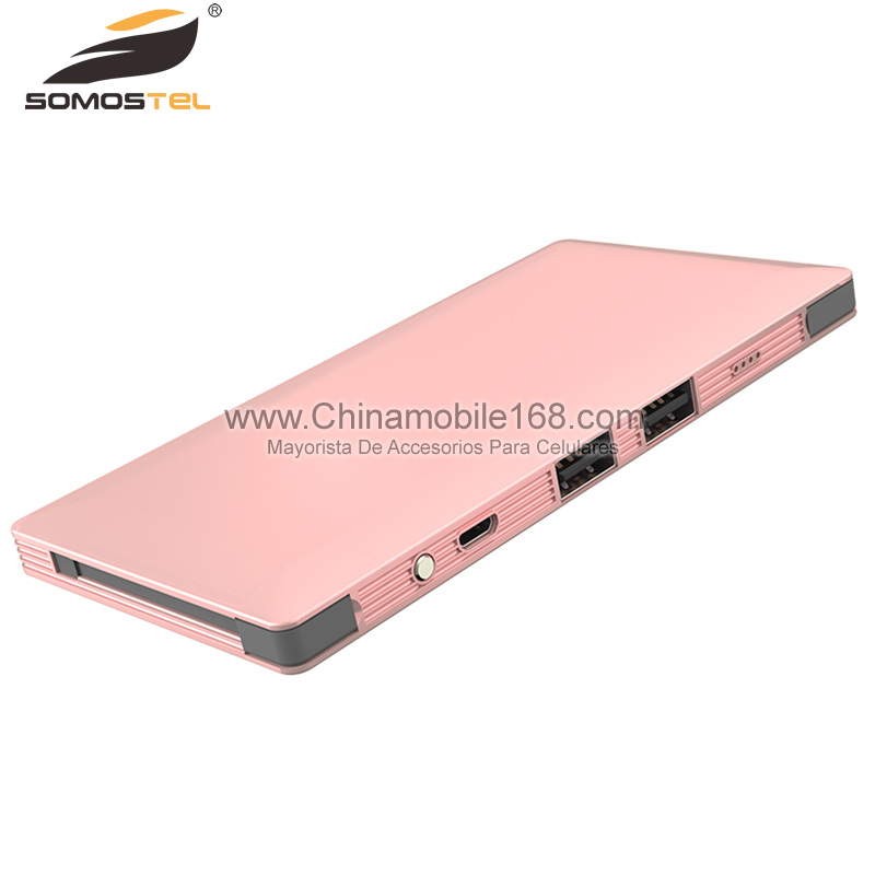 10000mAh Portable Charger External Power Bank